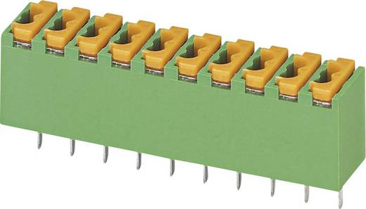 Federkraftklemmblock Polzahl 8 FK-MPT 0,5/ 8-3,5 Phoenix Contact Grün 1 St.