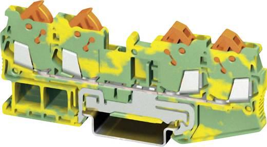 PE-Schutzleiterklemme QTC 1,5-QUATTRO-PE Phoenix Contact Grün-Gelb Inhalt: 1 St.