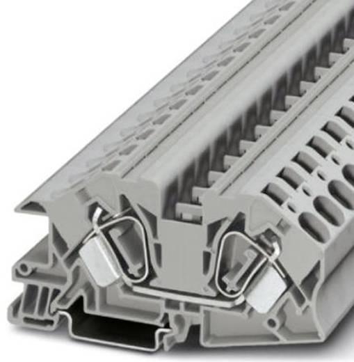 Zugfeder-Durchgangs-Installationsklemmen STI 16 Phoenix Contact Grau Inhalt: 1 St.