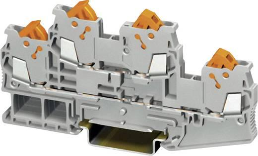 Doppelstockklemme QTTCB 1,5 Phoenix Contact Grau Inhalt: 1 St.
