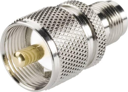 UHF-Adapter UHF-Stecker - TNC-Buchse BKL Electronic 0406037 1 St.
