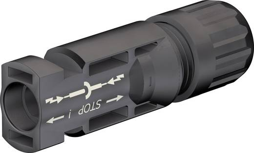 MC Photovoltaik-Stecker PV-KST4/6II PV-KST4/6II-UR Stäubli Inhalt: 1 St.