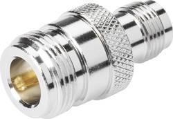 N zásuvka ⇔ TNC zásuvka BKL 404046, 50 Ω, adaptér rovný