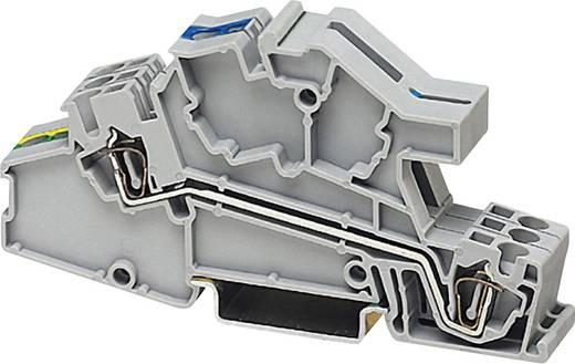 Drehstrom-Block: N-Trennklemme STI 2,5-1PE/3L/NT Phoenix Contact Grau Inhalt: 1 St.