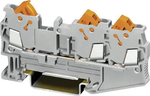 TWIN-Klemme QTC 1,5-TWIN Phoenix Contact Grau Inhalt: 1 St.