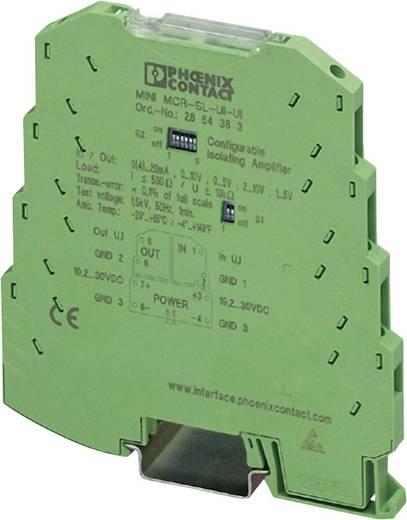 Konfigurierbarer 3-Wege-Trennverstärker Phoenix Contact MINI MCR-SL-UI-UI-NC 2864150 1 St.