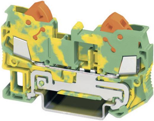 PE-Schutzleiterklemme QTC 2,5-PE Phoenix Contact Grün-Gelb Inhalt: 1 St.