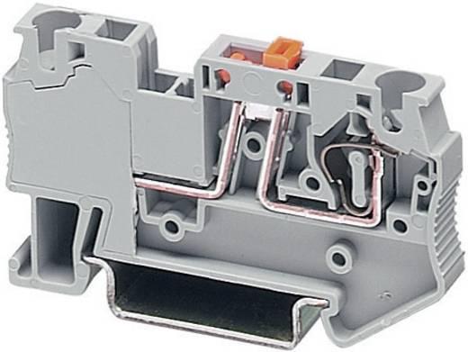 Zugfeder-Messer-Trennklemmen ST 4-MT Phoenix Contact Grau Inhalt: 1 St.