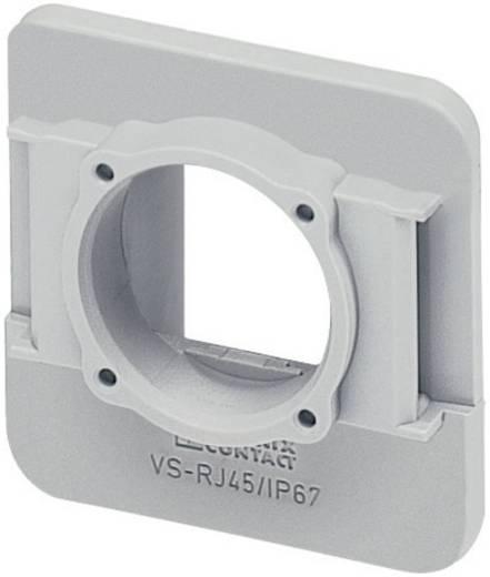 Sensor-/Aktor-Steckverbinder, unkonfektioniert Anbaurahmen Phoenix Contact 1689844 VS-08-A-RJ45/MOD-1-R-IP67 1 St.