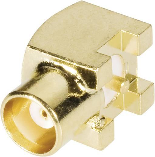 MCX-Steckverbinder Buchse, Einbau horizontal 50 Ω BKL Electronic 416306 1 St.