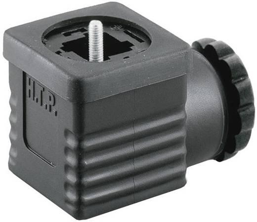 Ventilstecker (Bauform A) Schwarz G2NU2000 Pole:2 + PE HTP Inhalt: 1 St.