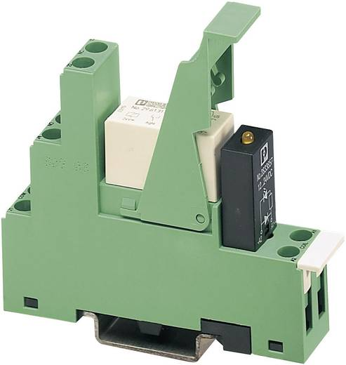 Relaisbaustein 1 St. Phoenix Contact PR1-RSC3-LV-230AC/2X21AU Nennspannung: 230 V/AC Schaltstrom (max.): 50 mA 2 Wechsler