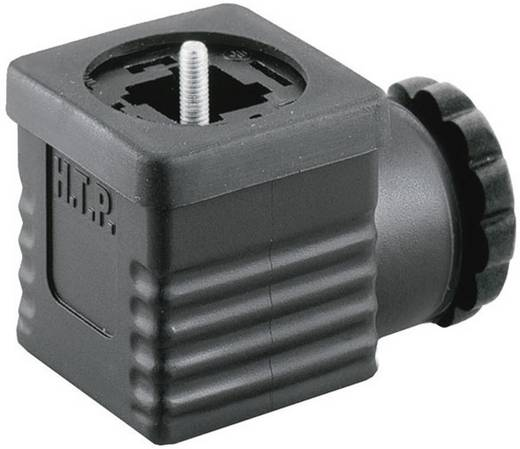 Ventilstecker (Bauform A) Schwarz G2NU3000 Pole:3 + PE HTP Inhalt: 1 St.