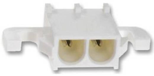 Stiftgehäuse-Platine Universal-MATE-N-LOK Polzahl Gesamt 2 TE Connectivity 1-350942-0 Rastermaß: 6.35 mm 1 St.
