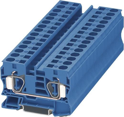 Zugfeder-Durchgangsklemme ST ST 10 BU Phoenix Contact Blau Inhalt: 1 St.