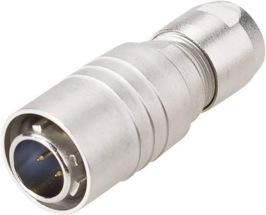 Kabelstecker-Serie HR10 Pole: 4 Kabelstecker Stift 2 A HR10-7P-4P(73) Hirose Electronic 1 St.