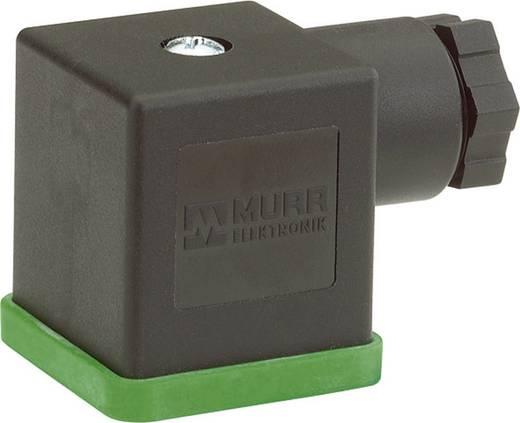 Ventilstecker SVS Eco Schwarz SVS Eco Pole:3 Murr Elektronik Inhalt: 1 St.