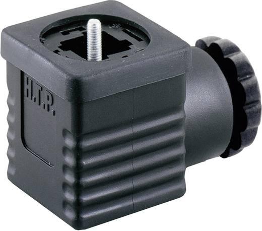 Ventilstecker Schwarz G1NU3000 Pole:3 + PE HTP Inhalt: 1 St.