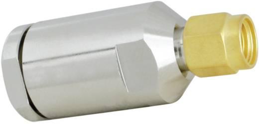 SMA-Steckverbinder Stecker, gerade 50 Ω SSB Aircell 7 1 St.