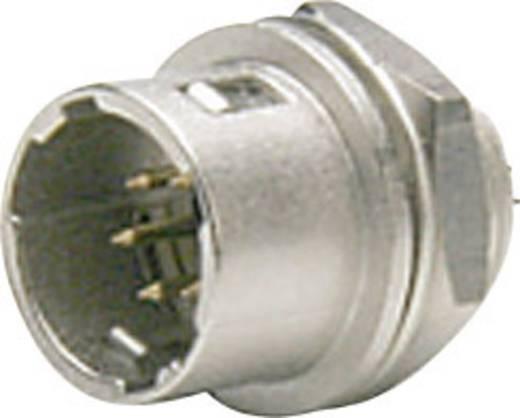 Kabelstecker-Serie HR10 Pole: 4 Einbau-Stift 2 A HR10-7R-4P(73) Hirose Electronic 1 St.