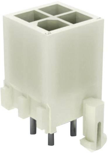 Stiftgehäuse-Platine Mini-Universal-MATE-N-LOK Polzahl Gesamt 12 TE Connectivity 1-770186-0 1 St.
