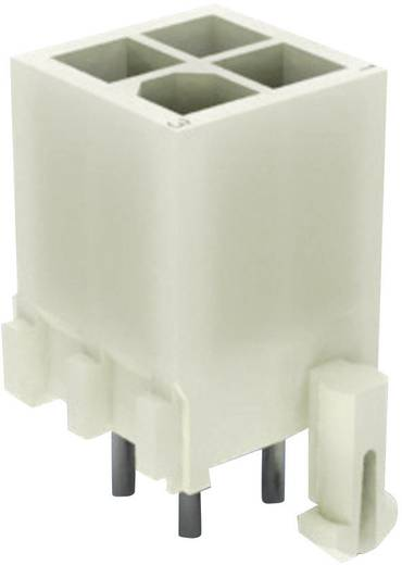 Stiftgehäuse-Platine Mini-Universal-MATE-N-LOK Polzahl Gesamt 15 TE Connectivity 1-770190-1 1 St.