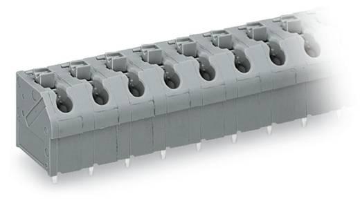 Federkraftklemmblock 1.00 mm² Polzahl 4 250-604/000-012 WAGO Orange 160 St.