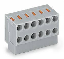 Boîtier pour contacts femelles série 252 WAGO 252-108 Nbr total de pôles 8 Pas: 3.50 mm 200 pc(s)