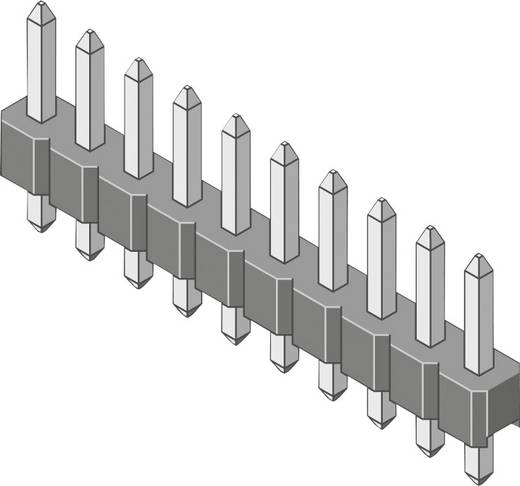 Stiftleiste (Standard) Anzahl Reihen: 1 Polzahl je Reihe: 20 MPE Garry 150-1-020-0-S-XS0-0835 500 St.