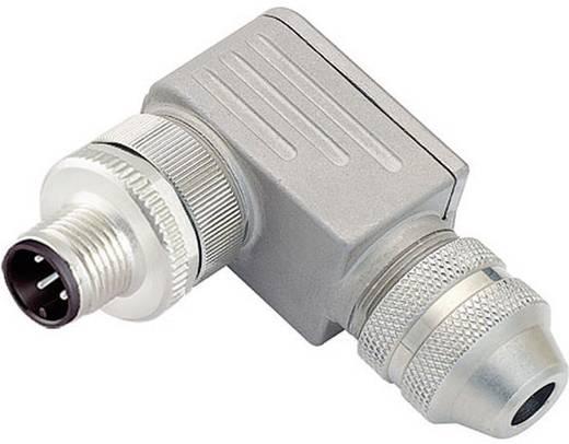 Sensor-/Aktor-Steckverbinder, unkonfektioniert M12 Stecker, gewinkelt Polzahl (RJ): 4 Binder 99-1429-824-04 1 St.