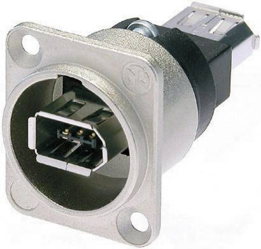 IEEE 1394 Einbaubuchse Einbaubuchse NA 1394-6-W Nickel Neutrik Inhalt: 1 St.