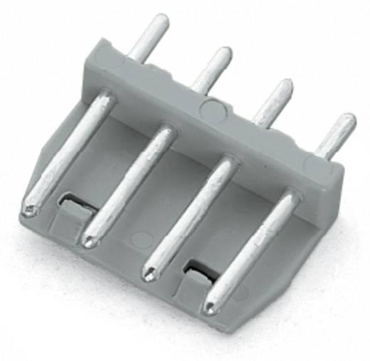Stiftleiste (Standard) Anzahl Reihen: 1 Polzahl je Reihe: 4 WAGO 252-954 1000 St.