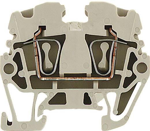 Mini-Reihenklemmen ZDUA ZPEA 2.5-2 1720950000 Grün-Gelb Weidmüller 1 St.