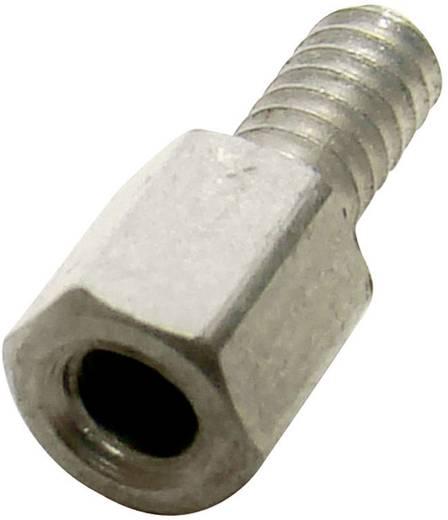 Befestigungsbolzen Provertha 531143T Silber 1 St.