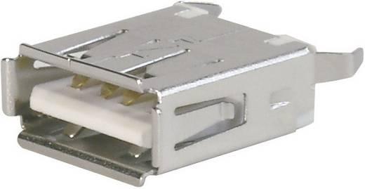 USB-Einbaubuchse 2.0 180° Buchse, Einbau A-USB A-TOP USB A ASSMANN WSW Inhalt: 1 St.