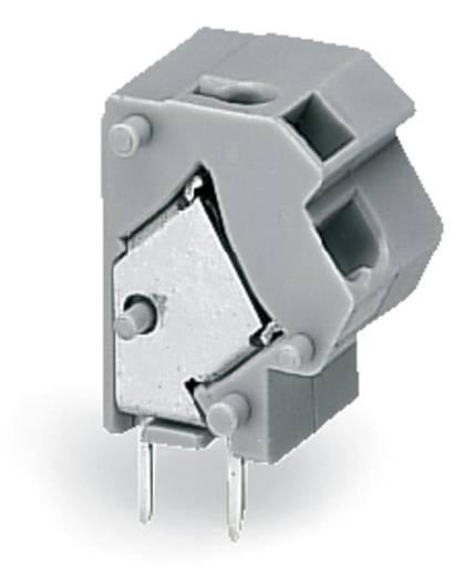 Federkraftklemmblock Polzahl 1 254-823 WAGO Licht-Grau 300 St.