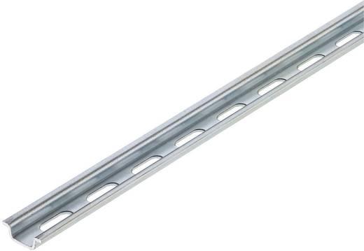 Tragschiene TS 15X5/LL 2M/ST/ZN 0117500000 Weidmüller 1 St.