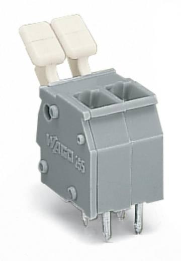 Federkraftklemmblock 2.50 mm² Polzahl 2 WAGO Grau 400 St.
