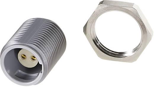 MEDI-SNAP-Rundsteckverbinder Pole: 2 14 A G51M07-P02LPH0-0004 ODU 1 St.