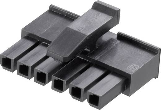 TE Connectivity 1445022-5 Buchsengehäuse-Kabel Micro-MATE-N-LOK Polzahl Gesamt 5 Rastermaß: 3 mm 1 St.