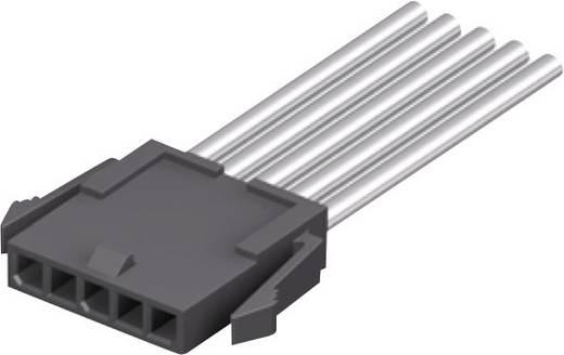 Stiftgehäuse-Kabel STL Polzahl Gesamt 2 MPE Garry 434-1-002-X-KS0 Rastermaß: 3 mm 1000 St.