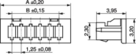 Buchsengehäuse-Kabel BLC MPE Garry 425-1-004-X-KS0 Rastermaß: 1.25 mm 1500 St.