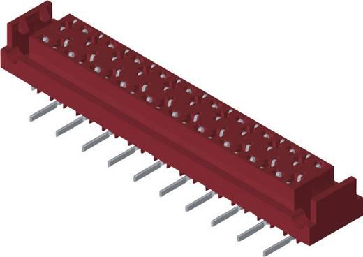 Buchsengehäuse-Platine BL MPE Garry 374-2-008-0-NTX-KT0 Rastermaß: 1.27 mm 205 St.