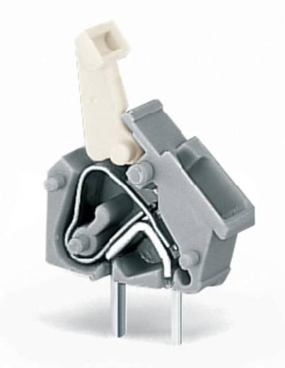 Federkraftklemmblock 2.50 mm² Polzahl 1 WAGO Licht-Grau 600 St.