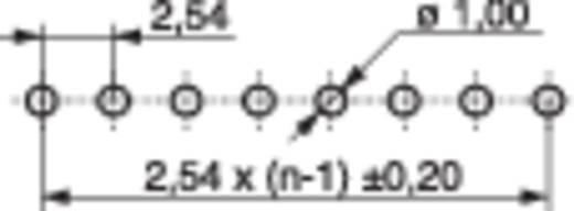 Buchsenleiste (Standard) Anzahl Reihen: 1 Polzahl je Reihe: 4 MPE Garry 094-1-004-0-NFX-YS0 800 St.