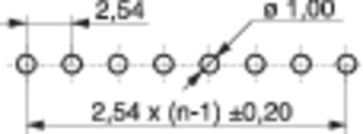 Buchsenleiste (Standard) Anzahl Reihen: 1 Polzahl je Reihe: 7 MPE Garry 094-1-007-0-NFX-YS0 440 St.