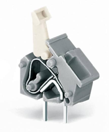 Federkraftklemmblock 2.50 mm² Polzahl 1 256-753/999-950 WAGO Licht-Grau 400 St.