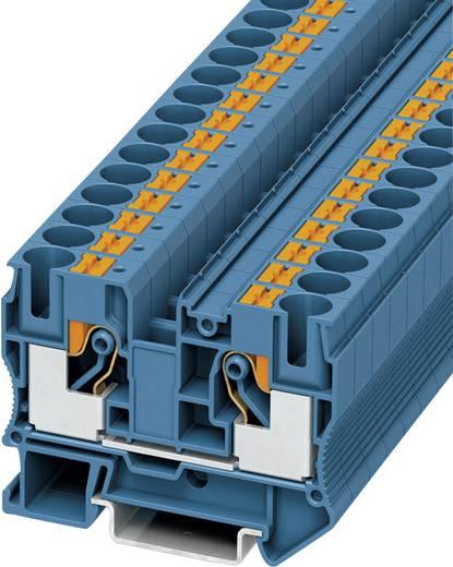 Push-In Durchgangsklemmen PT PT 10 BU Phoenix Contact Blau Inhalt: 1 St.
