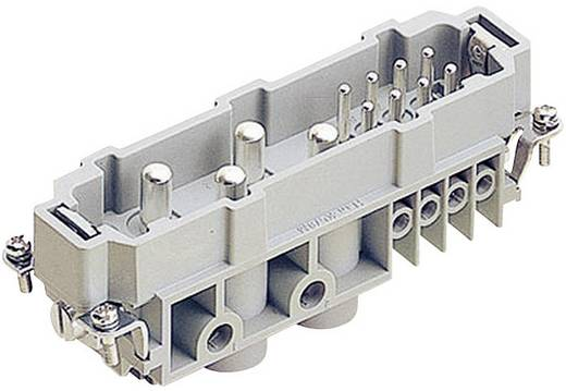 Stifteinsatz Han® Com 09 38 012 2601 Harting 4 + 8 + PE Schrauben 1 St.