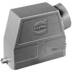 Pouzdro Harting Han® 16B-gs-R-21, 09 30 016 0540, 10 ks